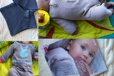 tricot phildar diy made in france