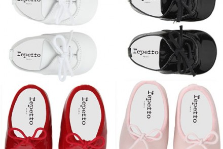 ballerines repetto pour bebe pointure 16 au 23 mode enfants