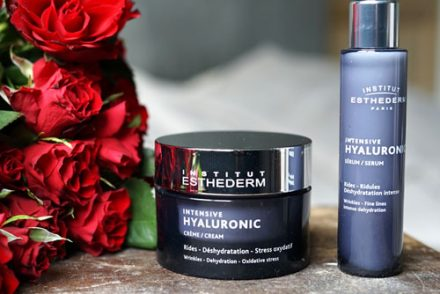 institut esthederm gamme intensive hyaluronique blog beaute