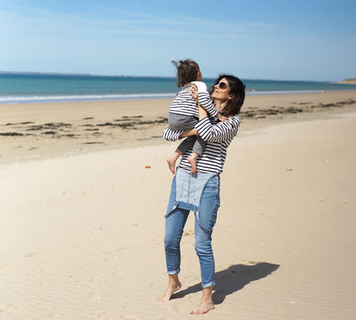En fr la marini re de m re en fille blog mode en france en mother and daughter in - Mere porteuse en france ...