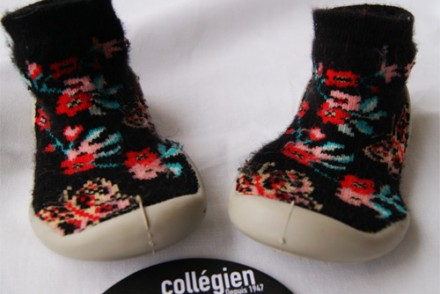 collegien chaussons chaussettes made in france