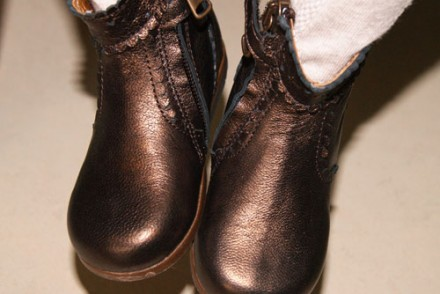 boots made in france fille little mary