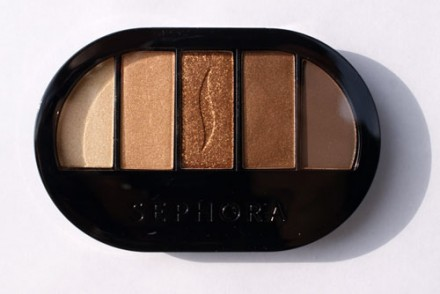 palette yeux sephora nude