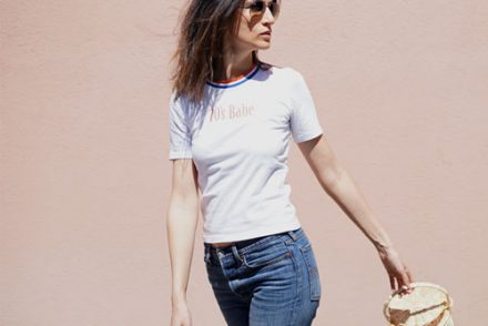 french cocotte t-shirt mode femme made in france